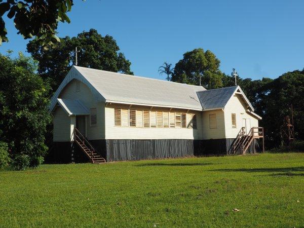 Tiwi church