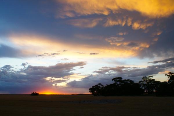 B D Sunset